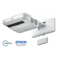 Epson EB-1460Ui Meeting Mate Interactive (Finger & Pen Touch) Projector with Miracast