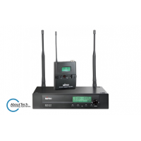 MiPro ACT311 Wireless Microphone Solution with Beltpack and Lapel Microphone