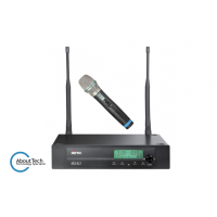 MiPro ACT311 Wireless Microphone Solution with Handheld Condenser Microphone