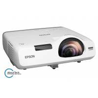 Epson EB-520 XGA 2700 Lumen Short Throw Projector