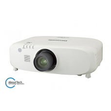 Panasonic PT-EW650E 5800 Lumen WXGA Professional Projector with Standard Lens (Interchangeable)