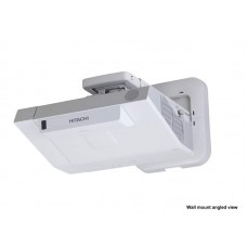 Hitachi CPTW2505WNMF WXGA 2,700 ANSI Lumen Interactive Projector with HAS-WM05 Wall Mount and FT-01 Finger Touch Module