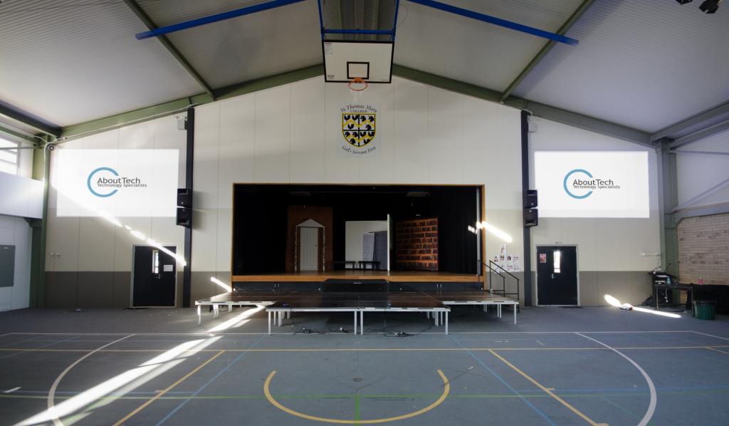 Multi-Purpose Halls